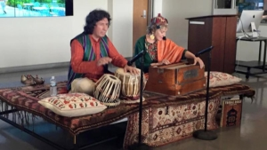 tabla for two at american university