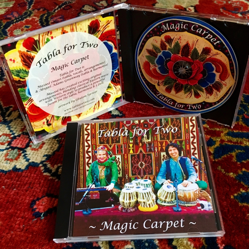 tabla-for-two-magic-carpet-cd