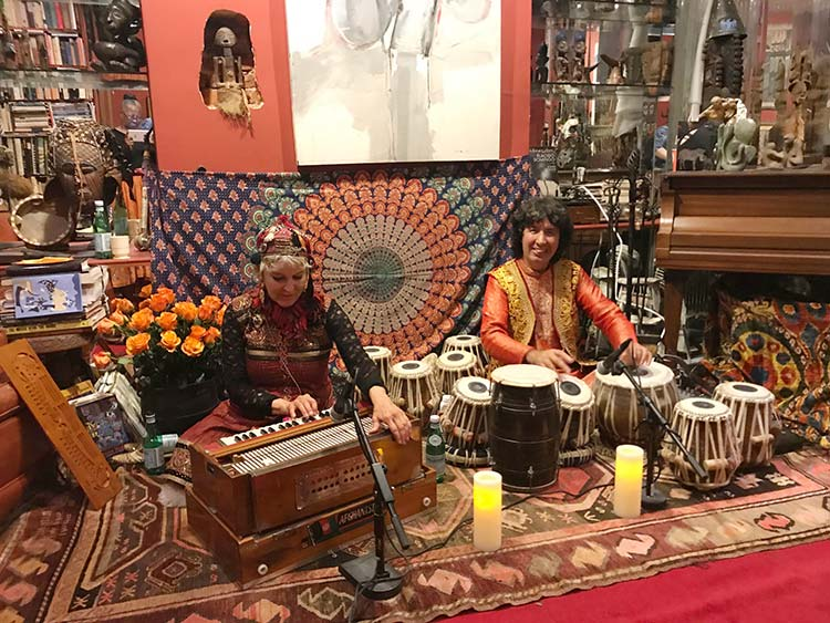 tabla for two in Baltimore